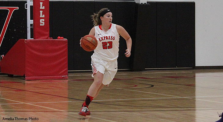 Bryn Athyn Holds On For Win Over Wells Women's Basketball