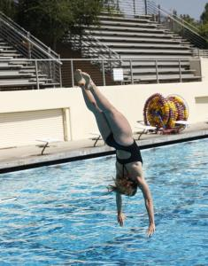 CMS Sweeps Redlands In Dual Meet Finale