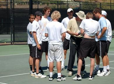 Men's Tennis Debuts at No. 12 in Atlantic South Regional Rankings