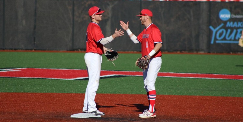 SVSU Baseball Opens GLIAC Play with a 17-3 victory over Tiffin