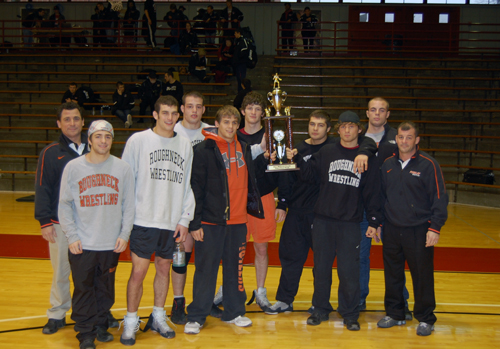#17 Roughnecks Finish 3rd at Midwest Classic