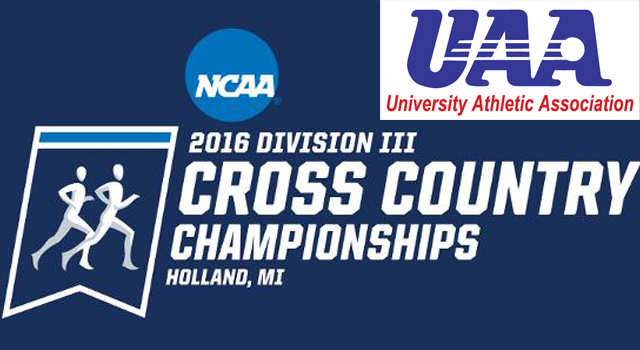 Four Men's and Three Women's UAA Teams Headed to NCAA Division III Cross Country Championships