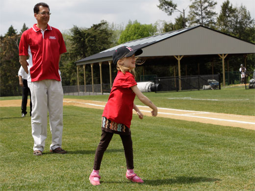 Hundreds gather for Kannerstein Field dedication