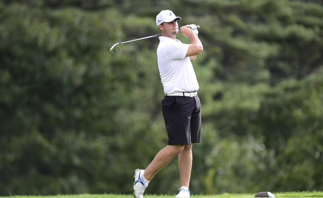 Men's Golf Picked First in NE10 Pre-Championship Poll