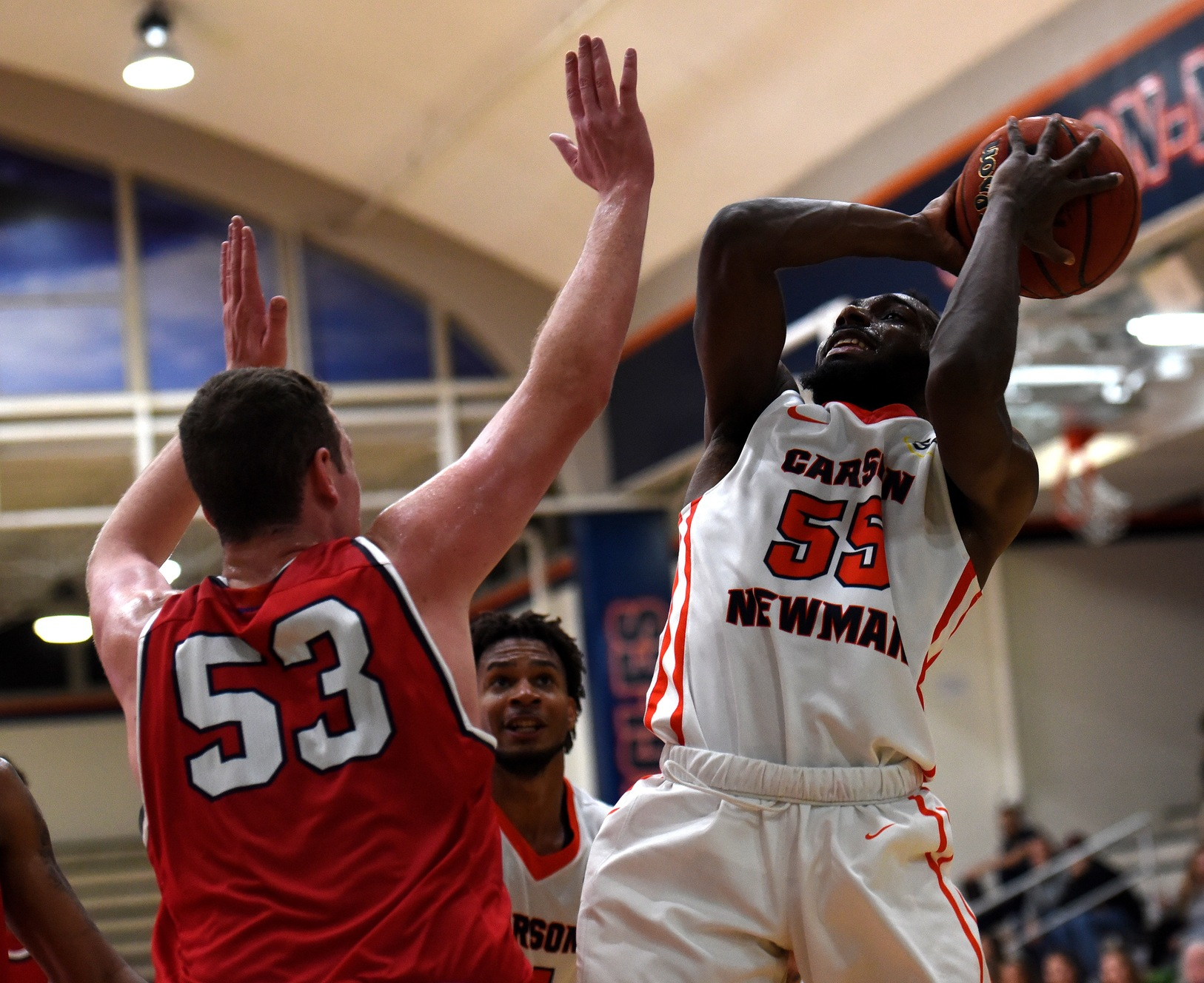 Red-hot Flames, tournament-tested Cougars come to Holt Fieldhouse for weekend showdowns with C-N