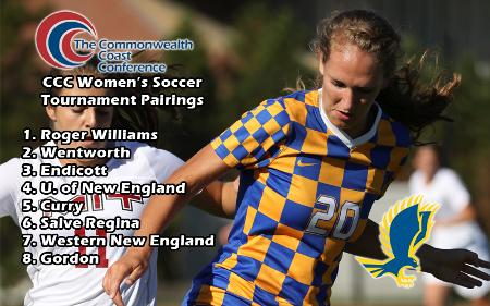 Women's Soccer Claims #5 Seed in CCC Tournament