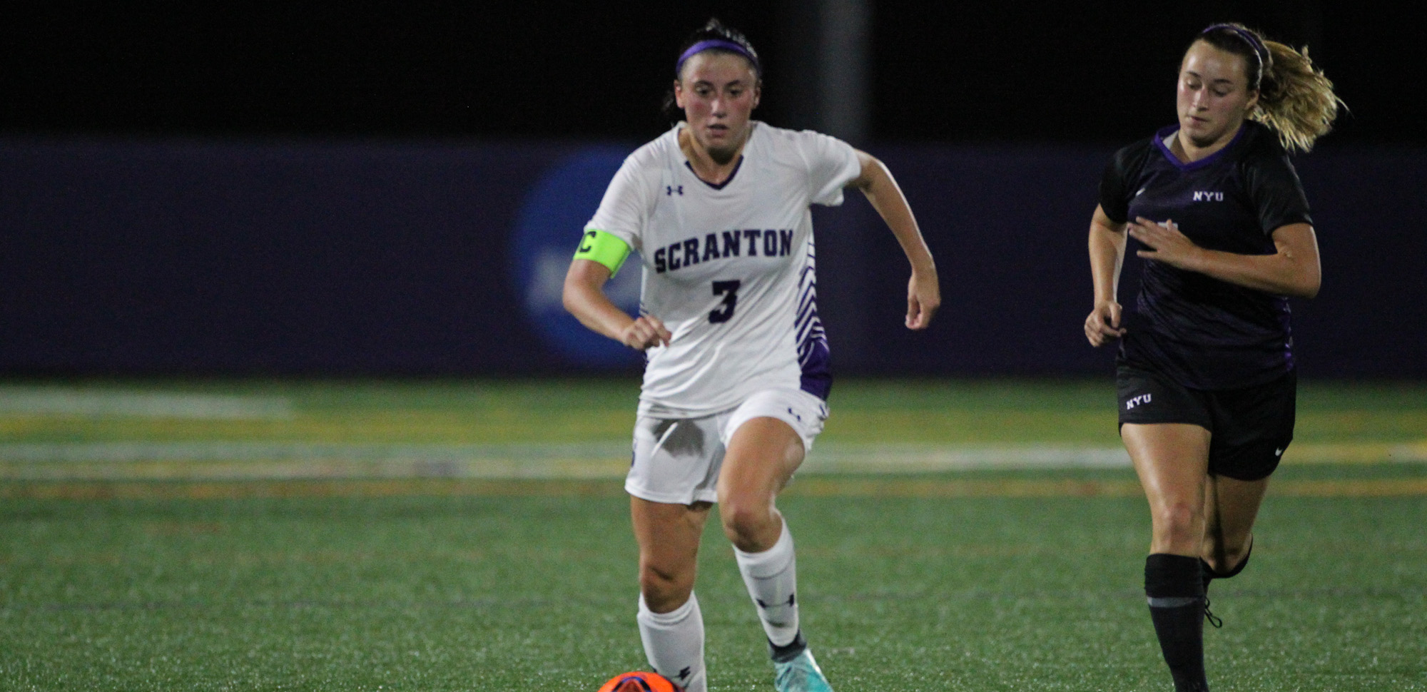 Senior Erica Licari scored her fifth goal of the season on Saturday.