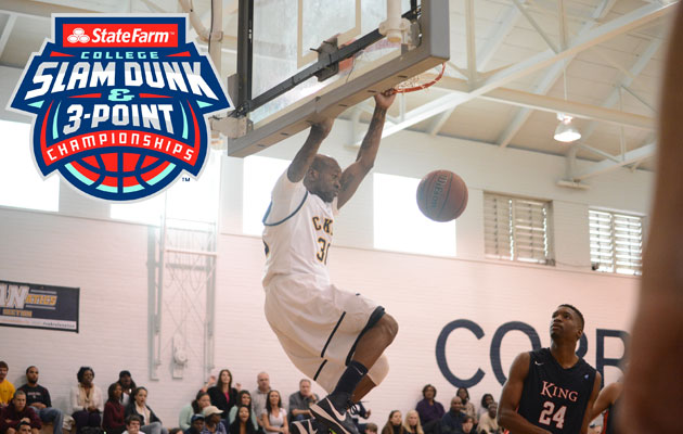 Coker's Sharod Williams Nominated for Dunk Contest
