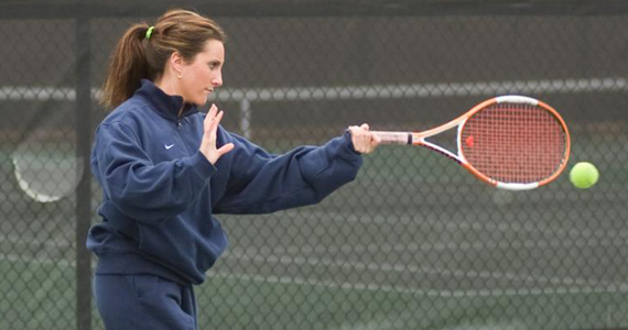 #30 Bobcat Women's Tennis Loses Cat Fight to Golden Tigers, 7-2