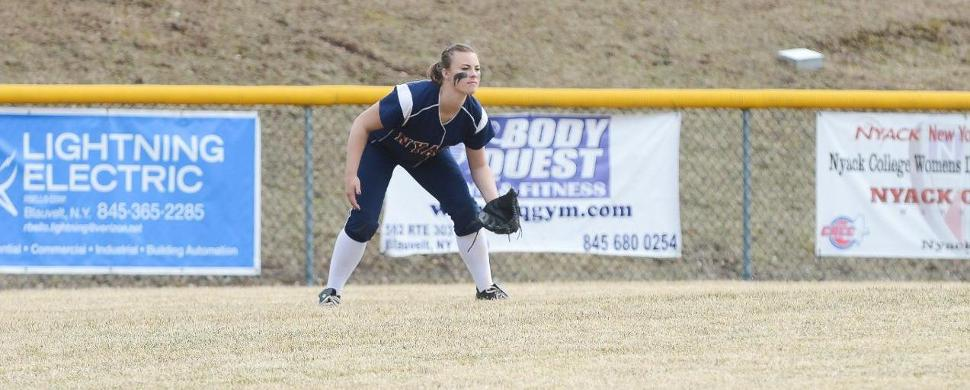 Softball Upended In Twinbill To Holy Family