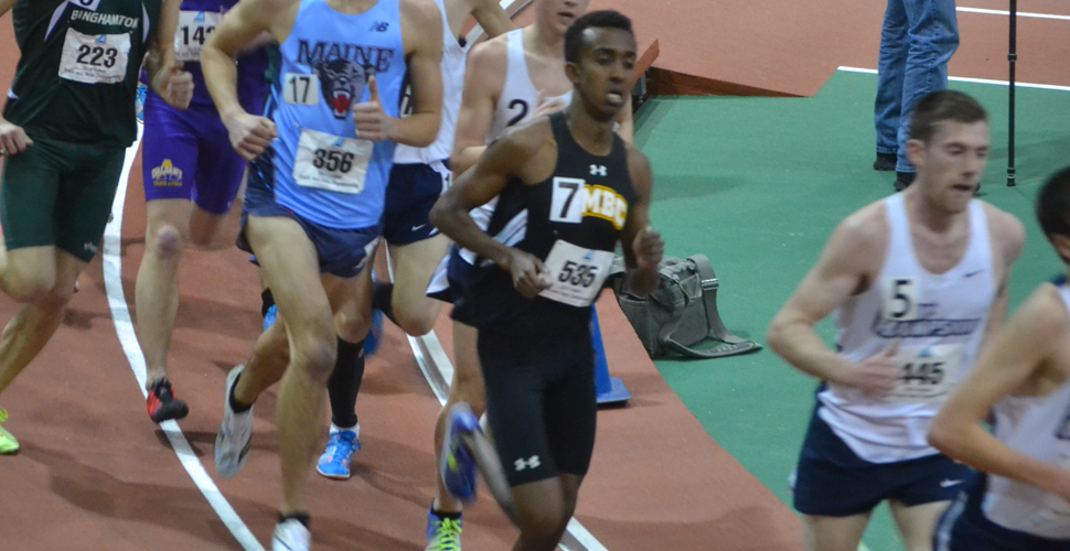 Select UMBC Track and Field Athletes Travel to Boston for ECAC and IC4A Championships