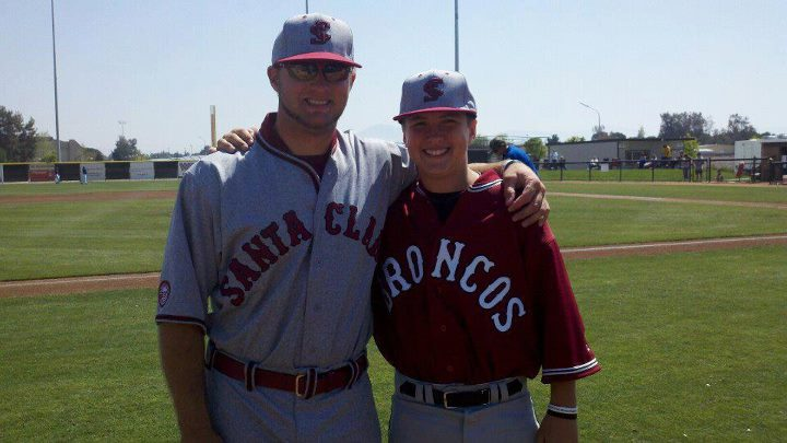Talking with SCU's Baseball Operations Assistant Kellen Lee