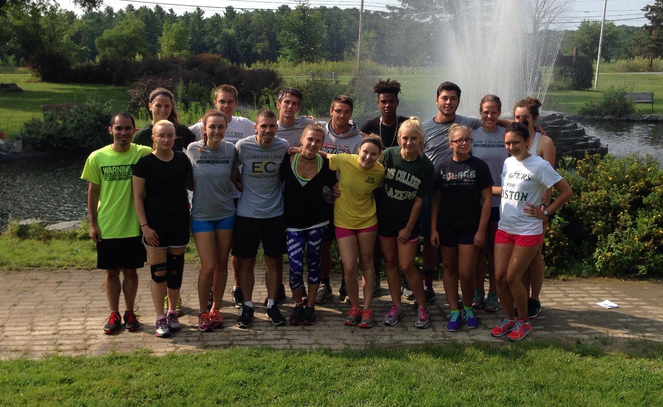 Cross Country Completes Service Trip to Maine