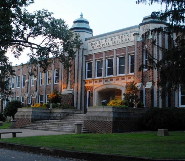 Lenoir Rhyne College 14
