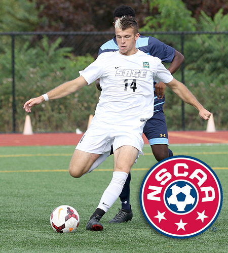 Seybolt Tapped to NSCAA All-East Regional Team