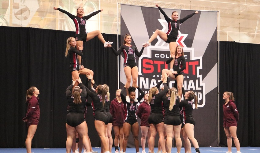 STUNT team finishes as runner-up in Division II