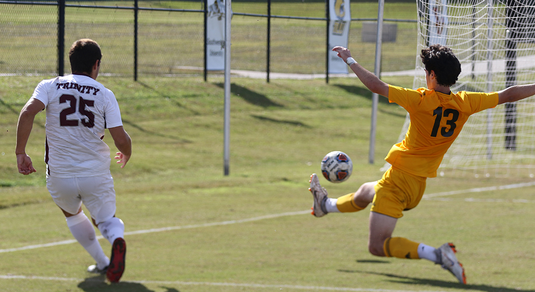 Pirates Come Short in Shootout Against Trinity