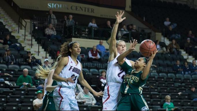 WOMEN'S BASKETBALL FALLS TO SOUTHERN UTAH 86-78 IN BIG SKY QUARTERFINAL