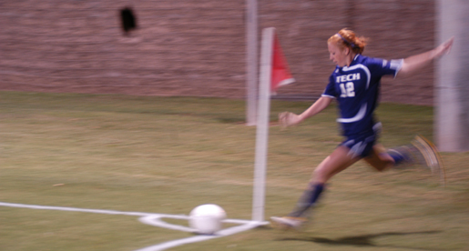 Golden Eagle soccer team records a season high in shots against Vanderbilt