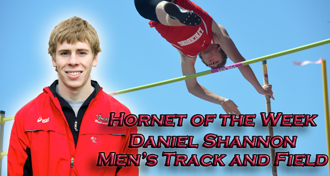 Q and A with Hornet of the Week Daniel Shannon