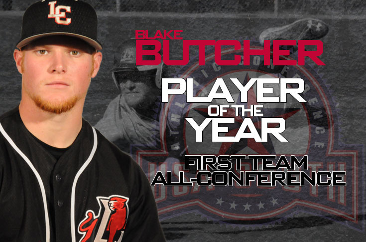 Baseball: Blake Butcher named USA South Baseball Player of the Year