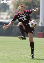 Johnson Named To Top Drawer Soccer Team Of The Week