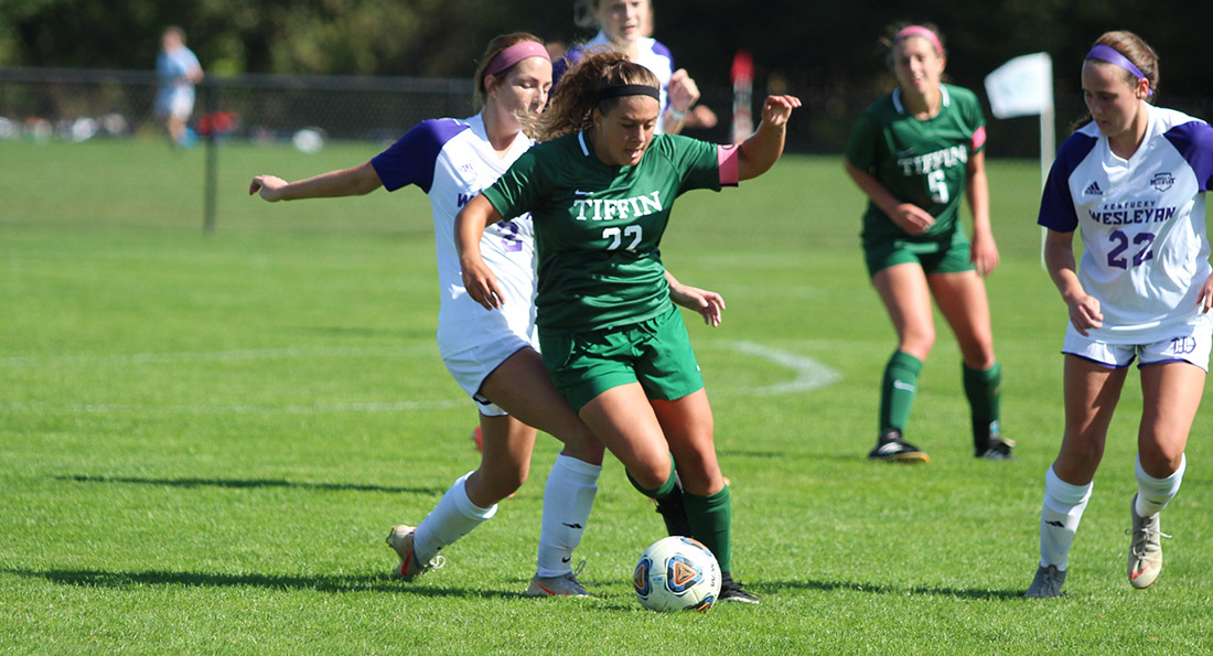 Tiffin to Host ODU, Cedarville This Weekend