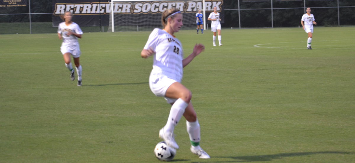 Women's Soccer Battles Through Two Overtimes; Draws 2-2 with St. Francis U