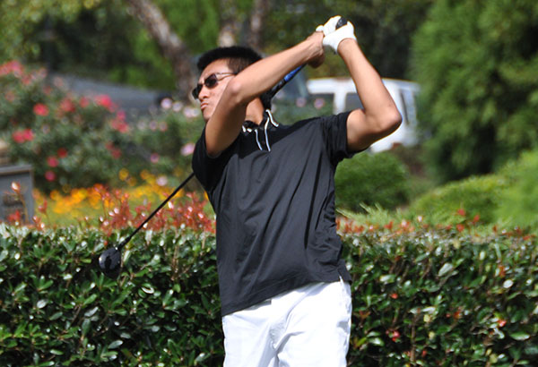 Golf: Panthers fifth after two rounds at Tournament Town Championship Preview