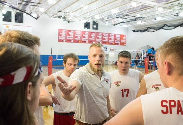 D'Youville Names Hans Schroeder as New Head Men's Volleyball Coach