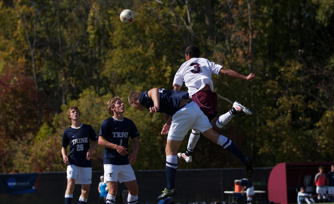 Alma Men's Soccer ties visiting Trine University, 0-0, in two overtimes