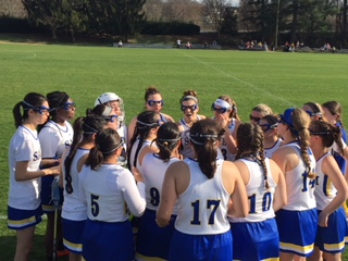 Lacrosse Picks Up First USA South Win