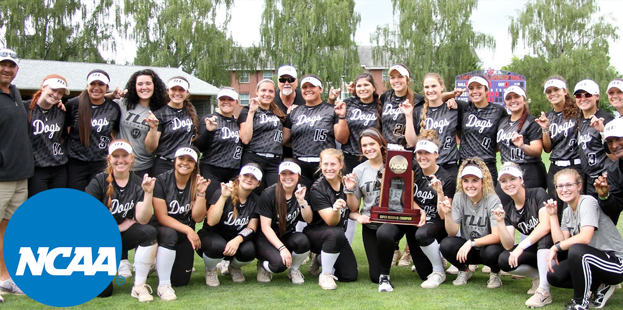 Super Regional Champions! Texas Lutheran advances to D3 Softball World Series