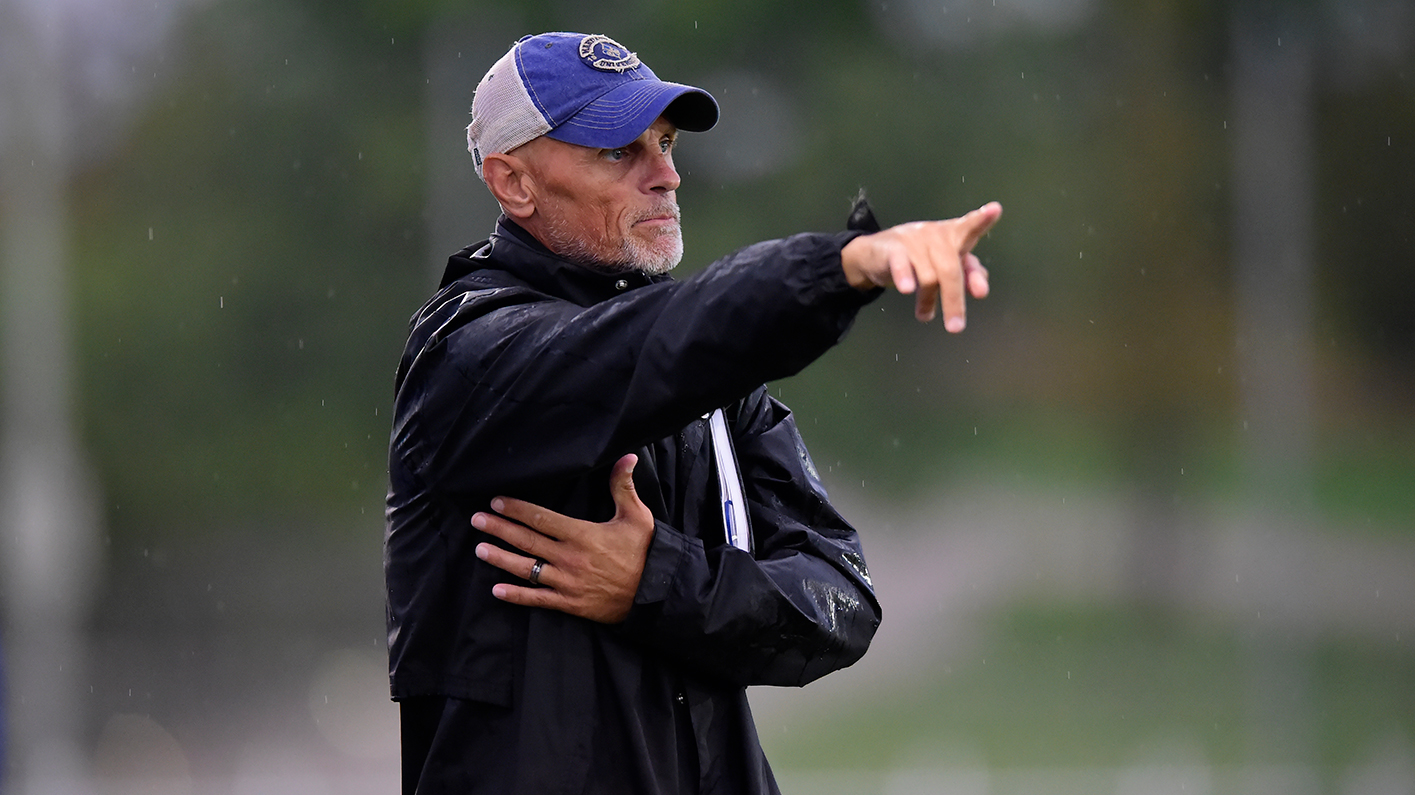 Long-Tenured Head Coach Moser Announces Retirement From Marymount Men's Soccer Program