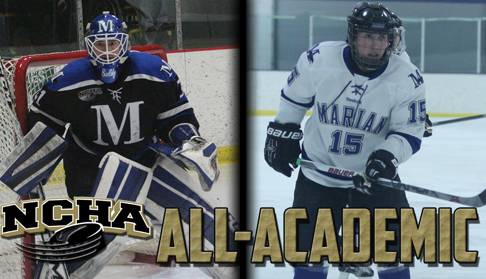 Sabre hockey places 18 on NCHA All-Academic team