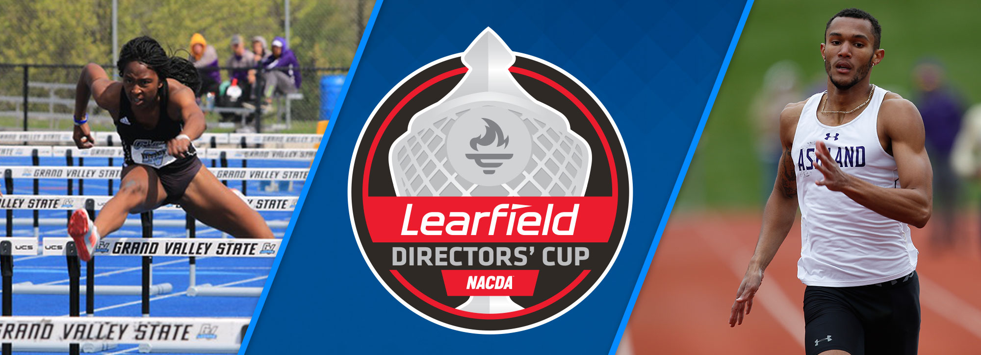 GVSU Finishes Runner-Up in Learfield Sports Directors' Cup Standings; Ashland 12th