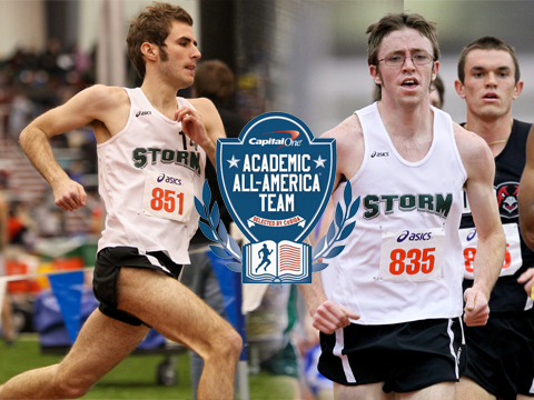 Griffin and O'Neill Earn First Team Academic All-District
