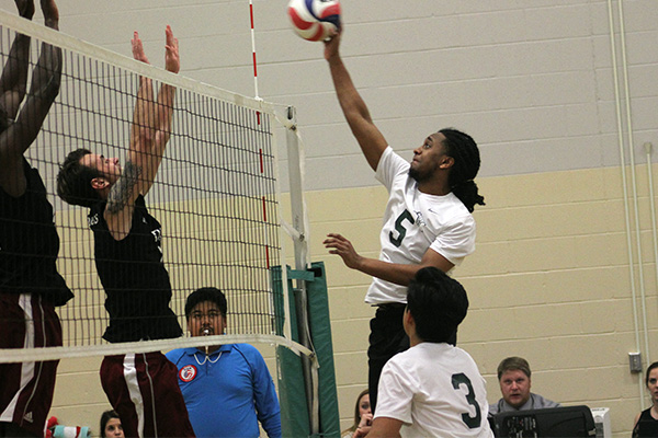 Southern Vermont Sweeps Dean 3-0 in Non-conference Play