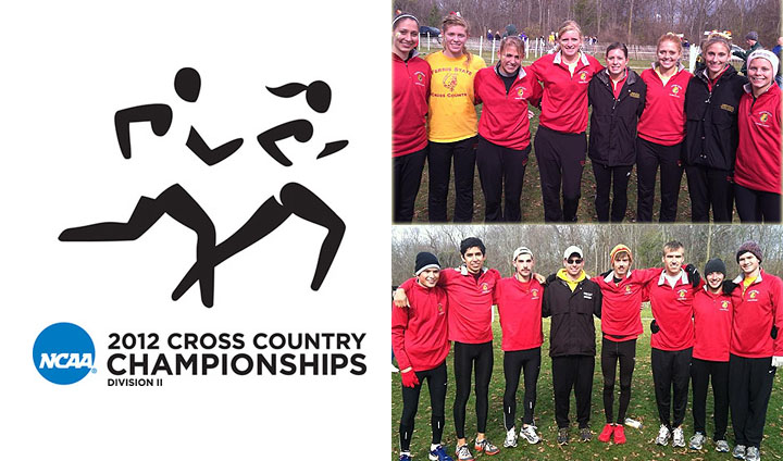 Bulldog Men 13th, Women 22nd At D2 Cross Country Championships