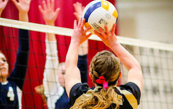Volleyball Comes Up Short in Regional Championship