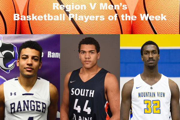 Region V Men's Basketball Player of the Week (Feb. 5)