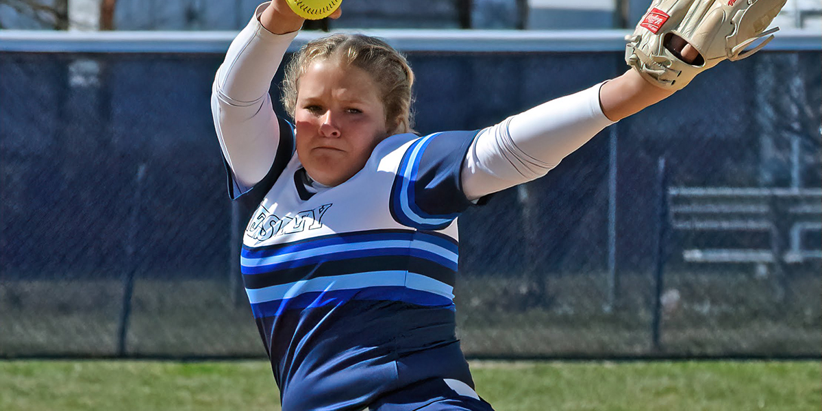 Pitching dominates in doubleheader sweep over PSU-Abington