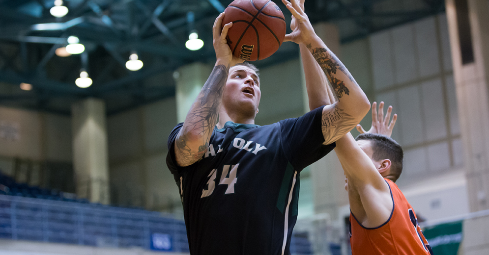 Cal Poly Men's Basketball Edges Past Cal State Fullerton, 83-75