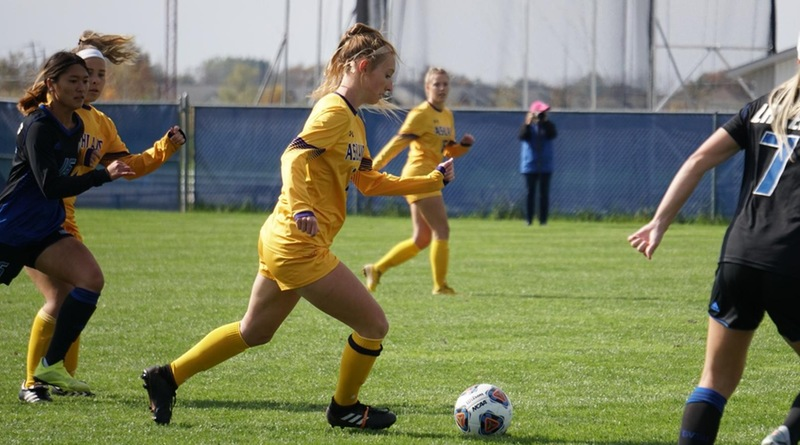 No. 1 Lakers Hand Eagles First GLIAC Loss