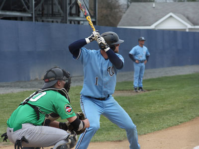 Wesley Splits with No. 12 York (Pa.)