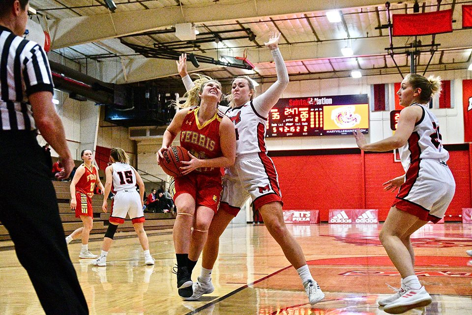 Ferris State Falls In Close Regional Road Decision At Maryville