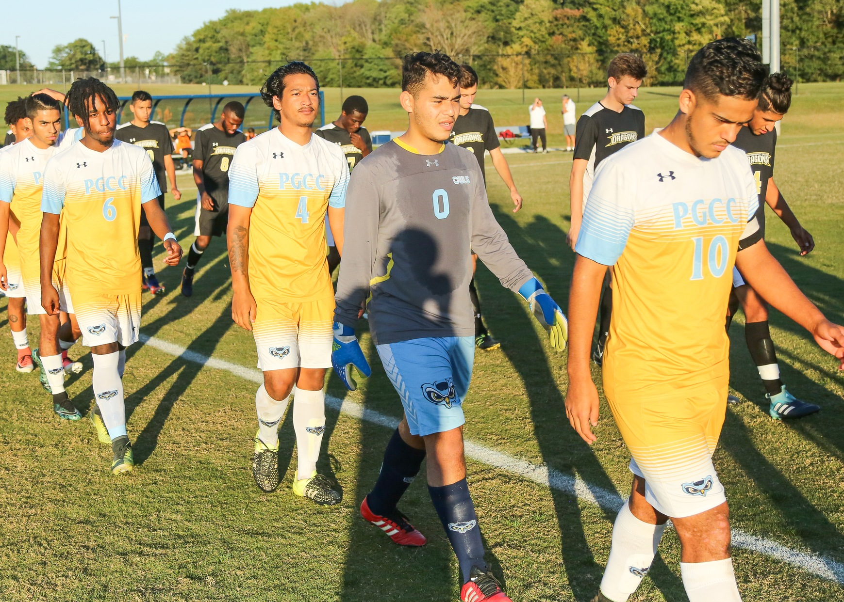 Prince George's Men's Soccer Moves To No. 10 In Latest NJCAA Division III Men's Soccer Rankings