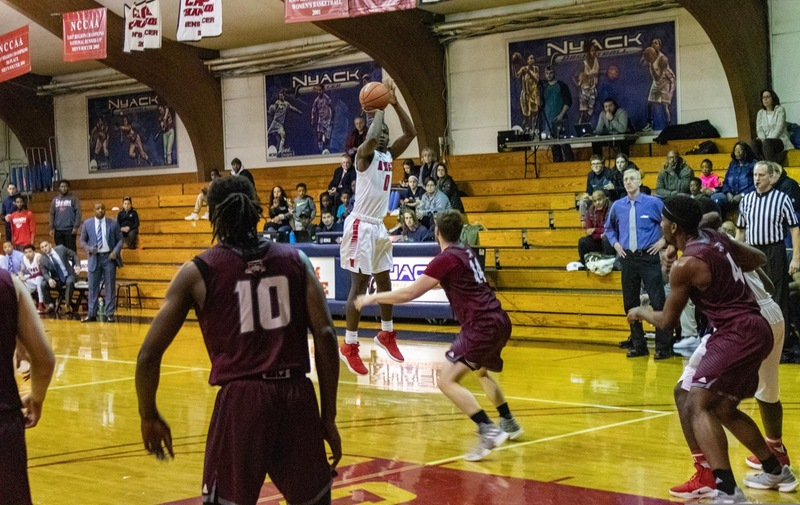 Men's Basketball Takes Down No. 2 of the South Wilmington University Wildcats