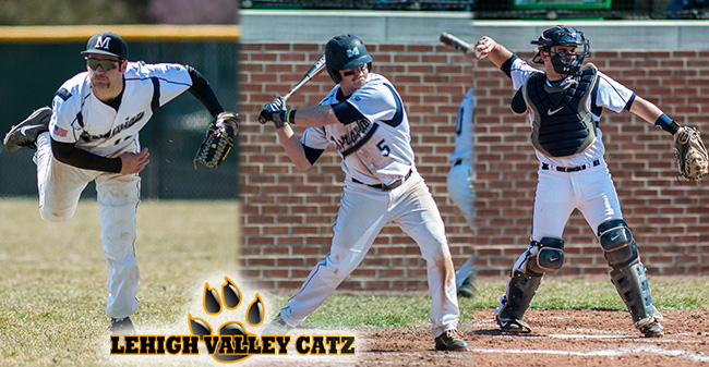 Trio of Hounds Playing for Lehigh Valley Catz; Matt Hanson Named ACBL All-Star
