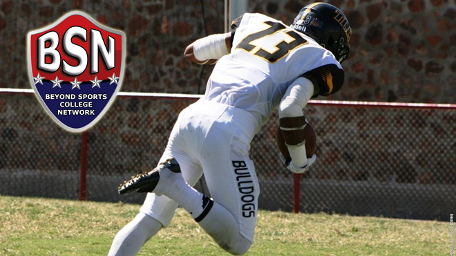 TLU's Williams Named Beyond Sports Network National Athlete of the Week
